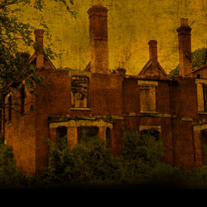 Borley Rectory Event Theme